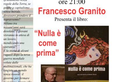 019-MANIFESTO FRANCESCO LIBRO 2019-2