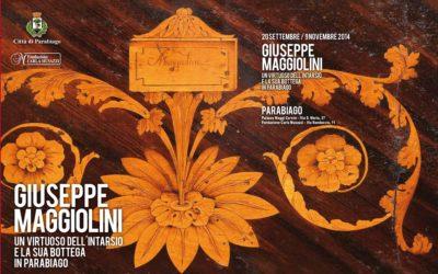 Giuseppe Maggiolini – Un virtuoso dell'intarsio e la sua bottega in Parabiago
