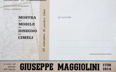 Mostra del mobile, dei disegni, dei cimeli, di Giuseppe Maggiolini