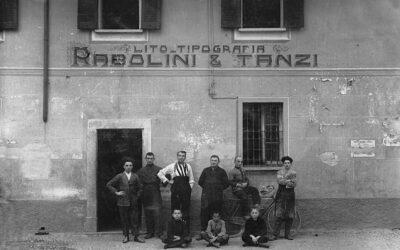 1920-2020: Centenario dell'Industria Grafica Rabolini di Parabiago
