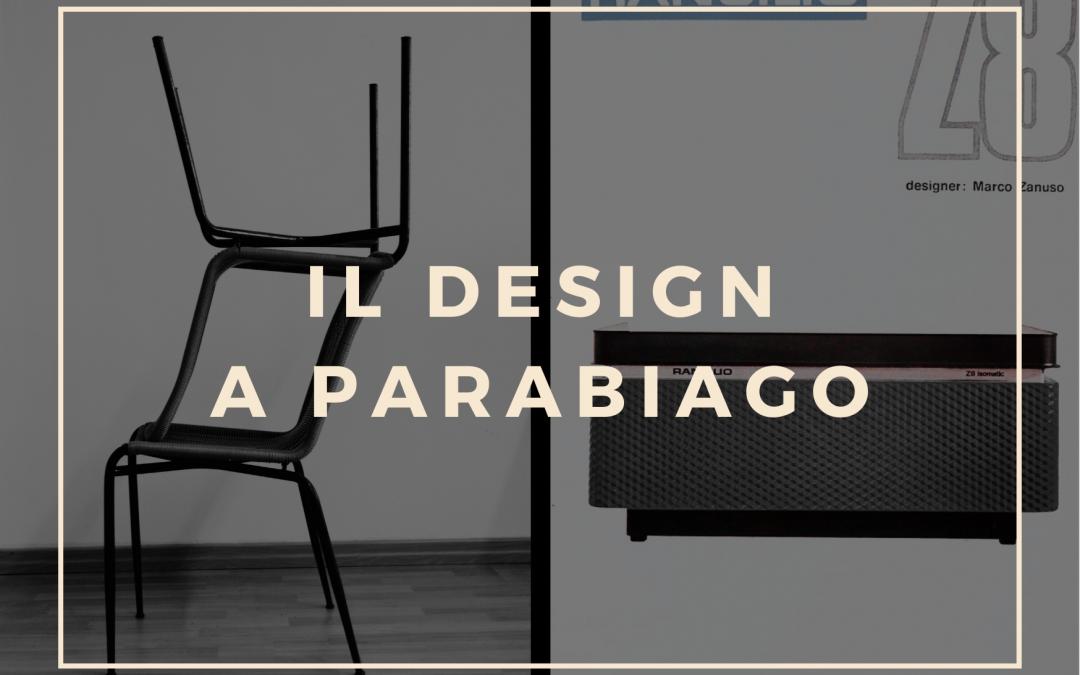 Il design a Parabiago
