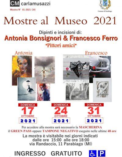 locandina Bonsignori_Ferro2021